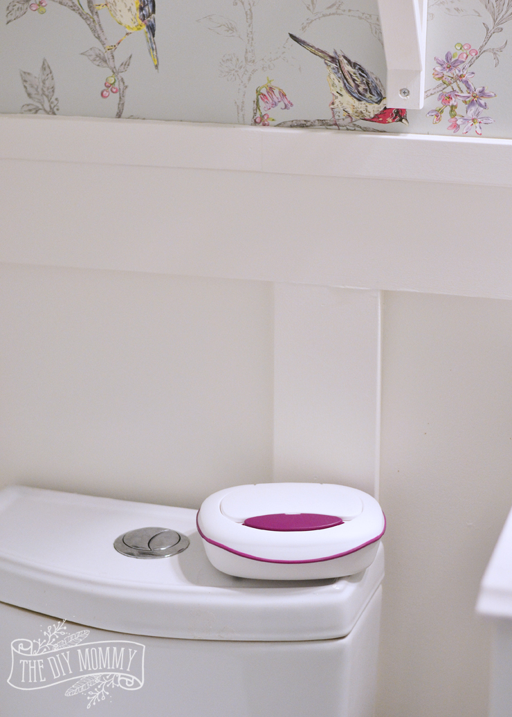 Toilet training tips & bathroom essentials from a veteran mom of 3