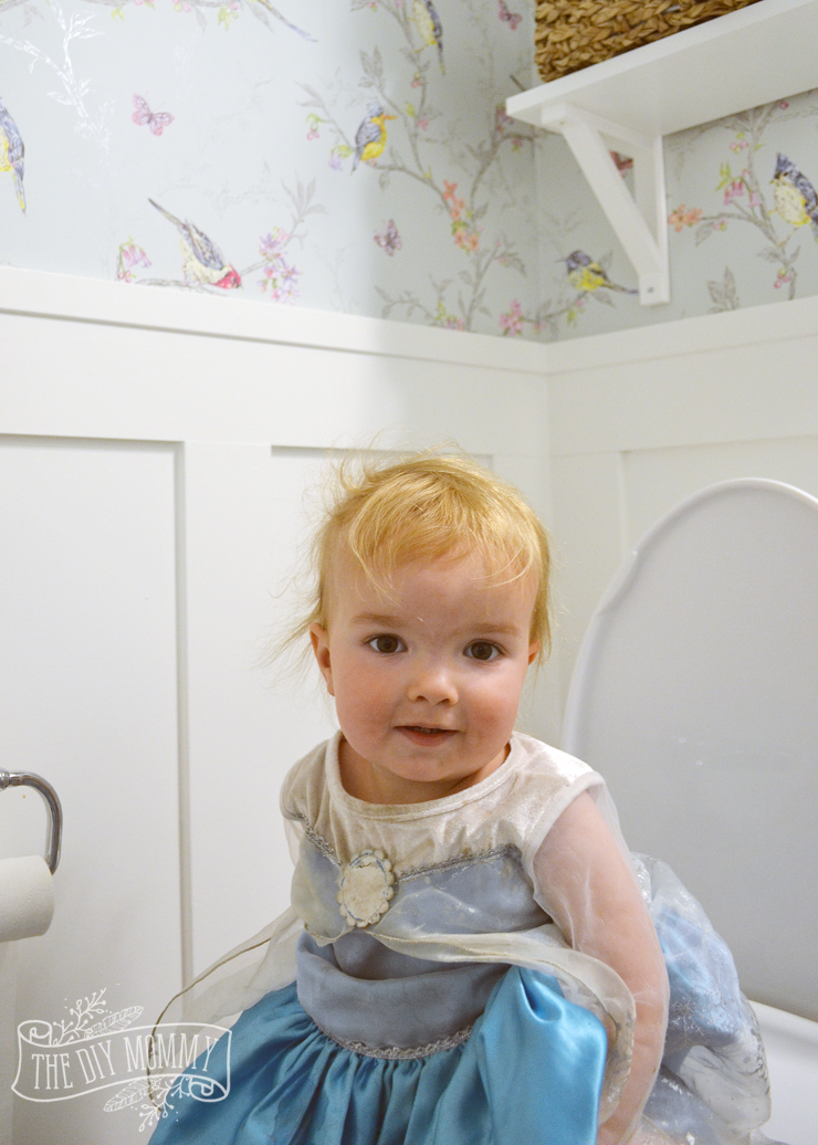 My Bathroom Must Haves For A Potty Training Toddler The