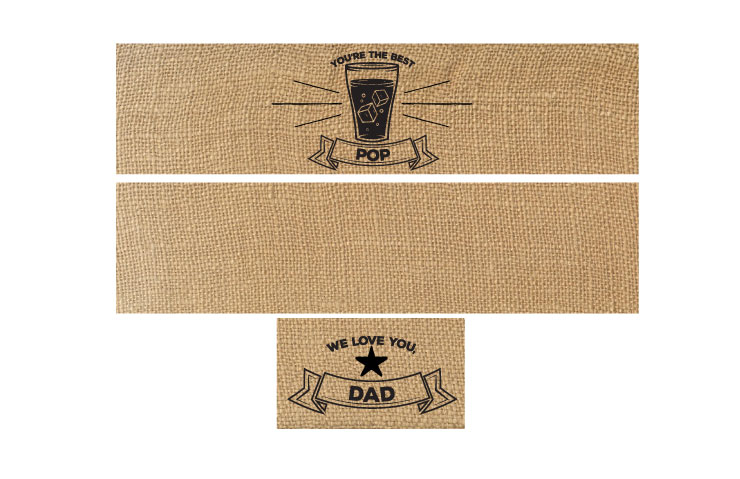 """You're the Best Pop!"" Free Printable Father's Day Gift Labels"