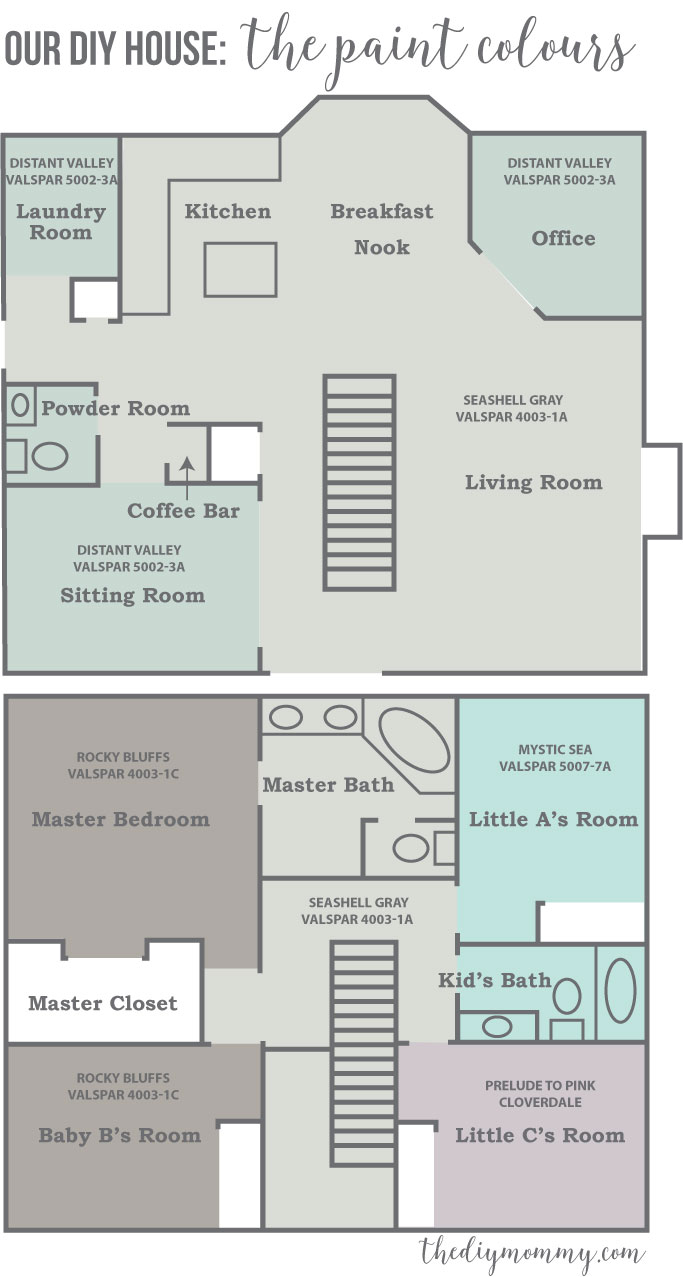 Our-DIY-House-Floor-Plan-with-Paint-Colours