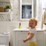 My Bathroom Must-Haves for a Potty Training Toddler