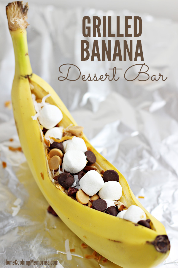 Easy-Grilled-Banana-Dessert-Bar-1