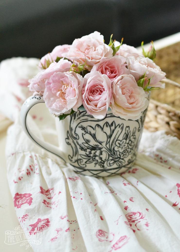 Morden Blush Roses