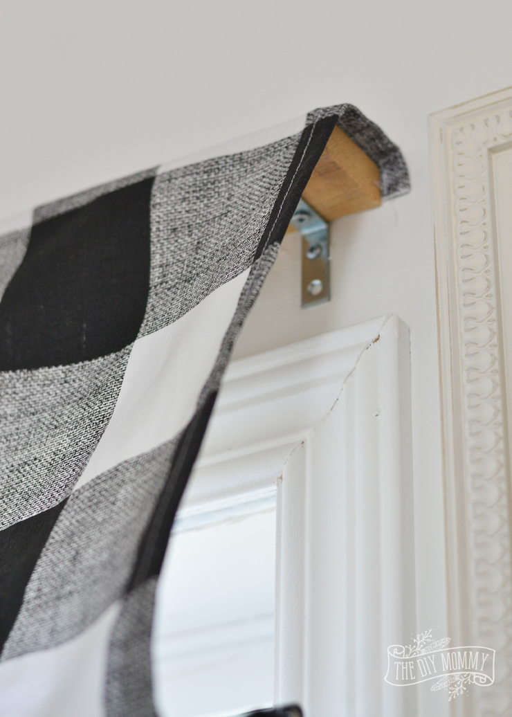 How To Make A Diy Roman Shade