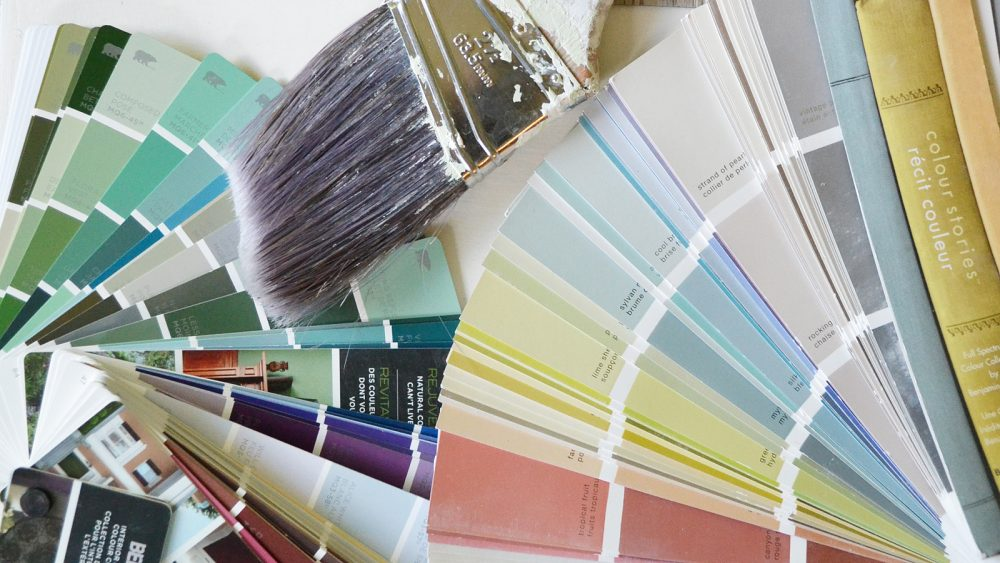 How to choose a paint colour for your room