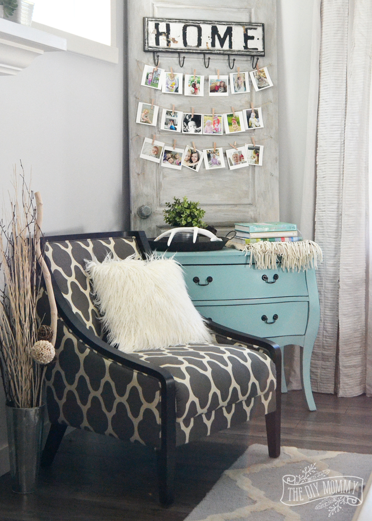 How to choose the perfect accent chair (video) - Daphne accent chair from The Brick