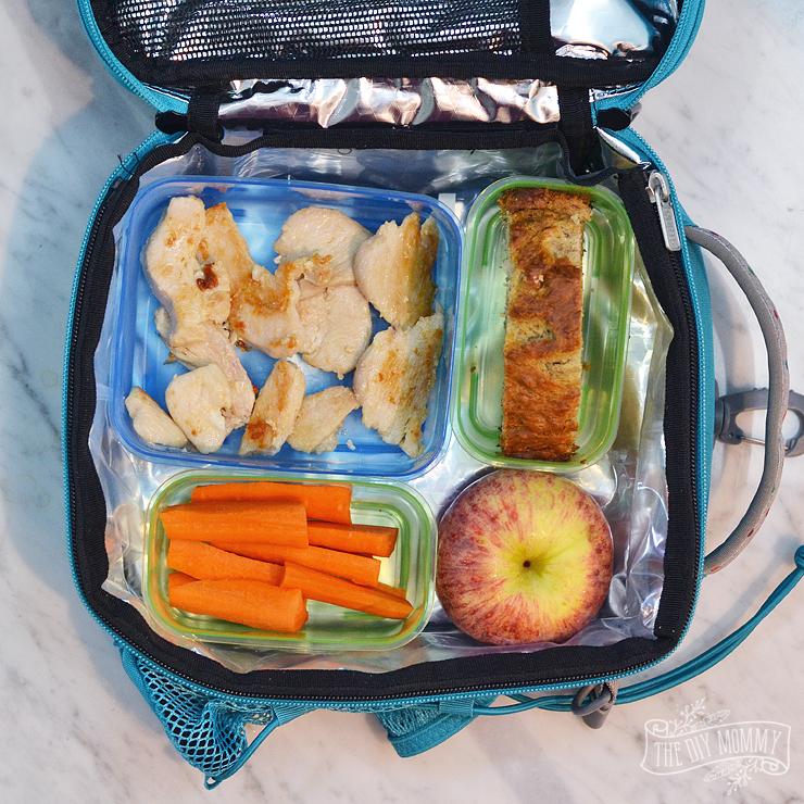 Easy No Sandwich School Lunch Ideas