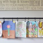 How to Display Kids' Artwork – Tip Tuesday