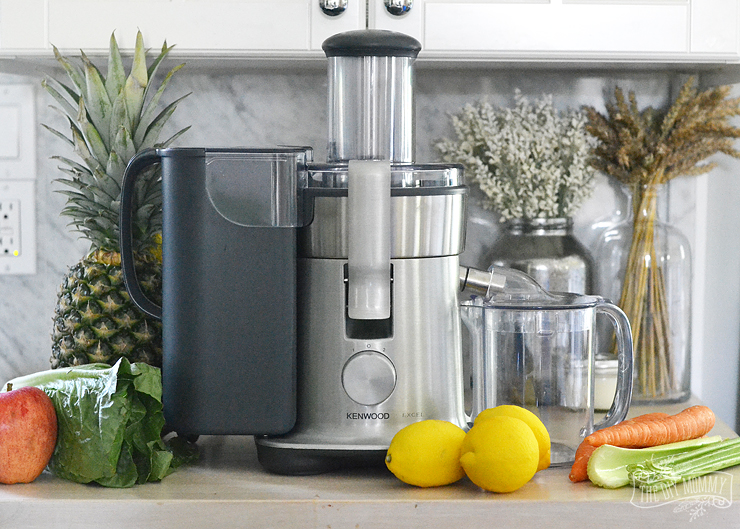 How to make healthy, homemade juice - easy recipes and instructions!