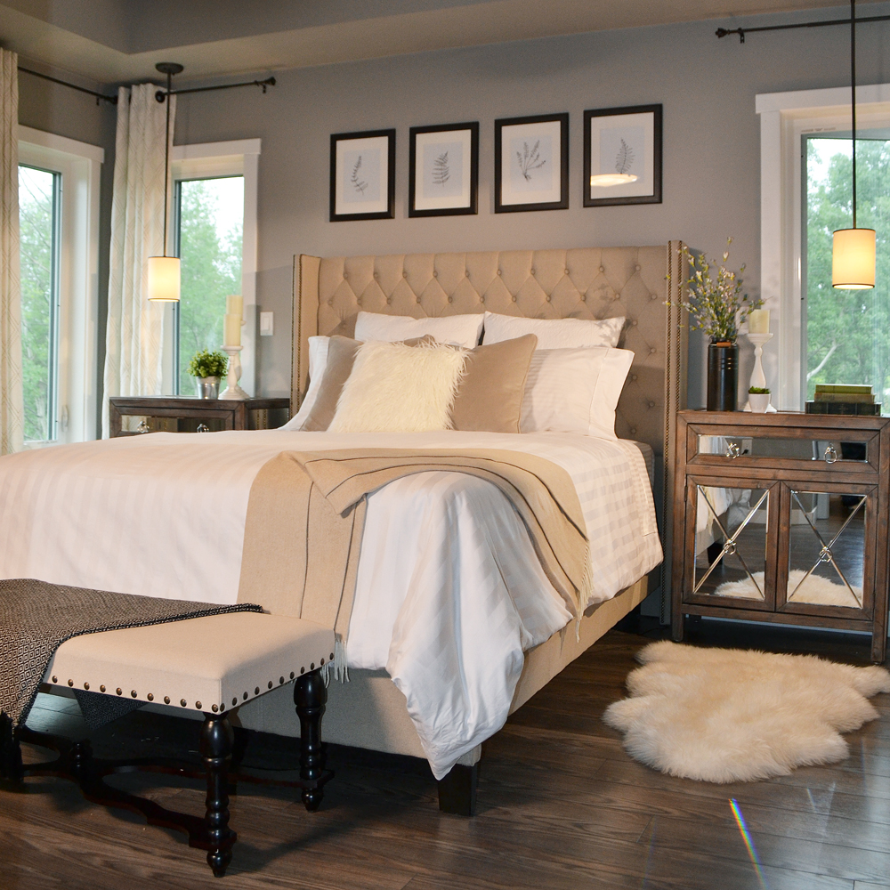 glam bedroom ideas how to create a cohesive look with thrifty finds the 11696