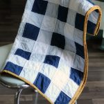 Gingham Baby Quilt + The Creative Corner #111: DIY, Craft & Home Decor Link Party