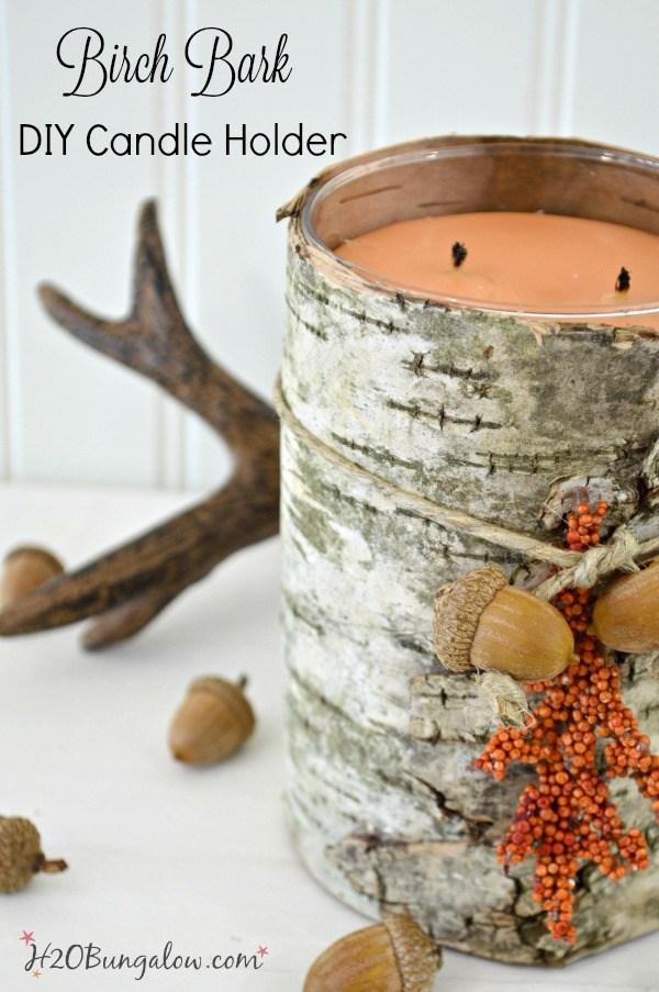 Easy-birch-bark-DIY-tutorial-candle-holder-by-H2OBunaglow-