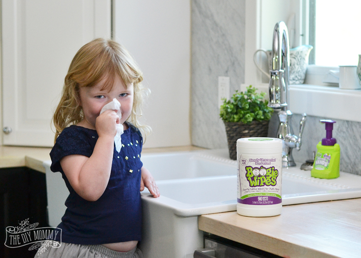 5 ways to treat back to school kid colds with Kandoo