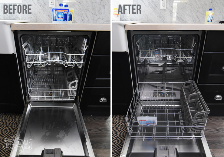 Finish dishwasher cleaner review