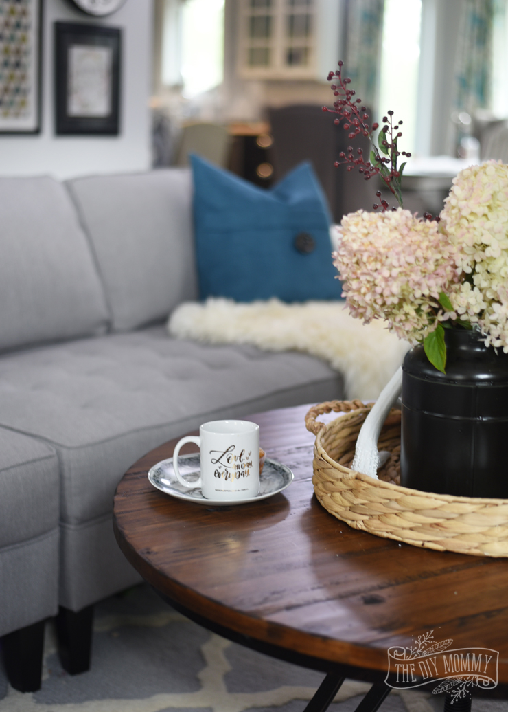 Fall 2016 Home Tour Cozy Colourful Amp Relaxed The Diy Mommy