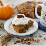Make a Pumpkin Tart with Nutty Streusel