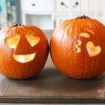 Make Emoji Carved Pumpkins for Halloween