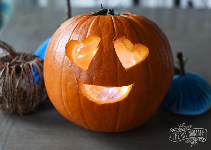 How to carve emoji pumpkins