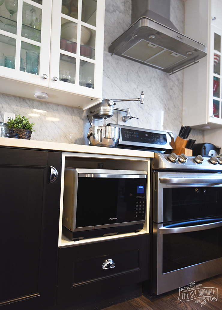 Panasonic Steam Convection Microwave Oven