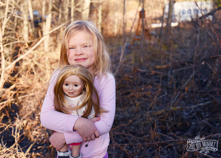 Little C and Her Maplelea Girls Doll