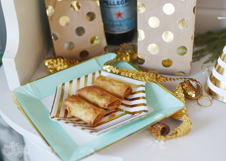 Family Friendly New Years Party Ideas