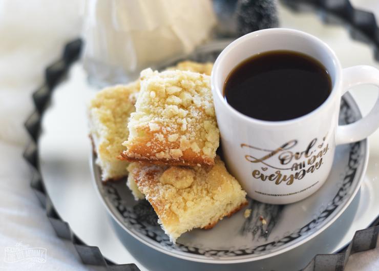 Streuselkuchen (German Crumb Cake with Yeast) Recipe