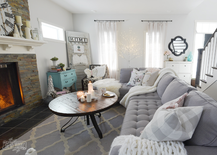How To Create A Cozy Hygge Living Room This Winter The