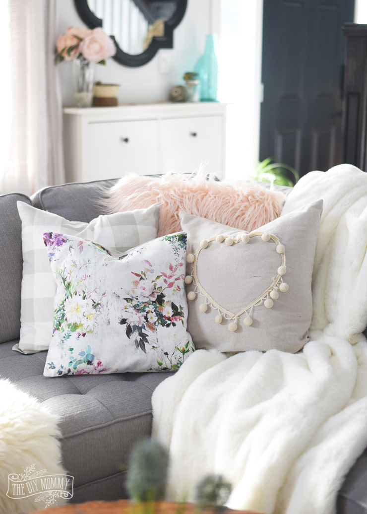 Sewing Pillow Covers Easy