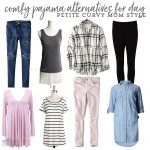 Day Pajama Alternatives for Work at Home Moms + #NoJammiesMarch
