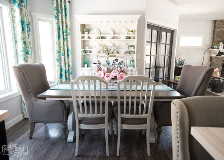 Spring Home Decor Ideas - The DIY Mommy
