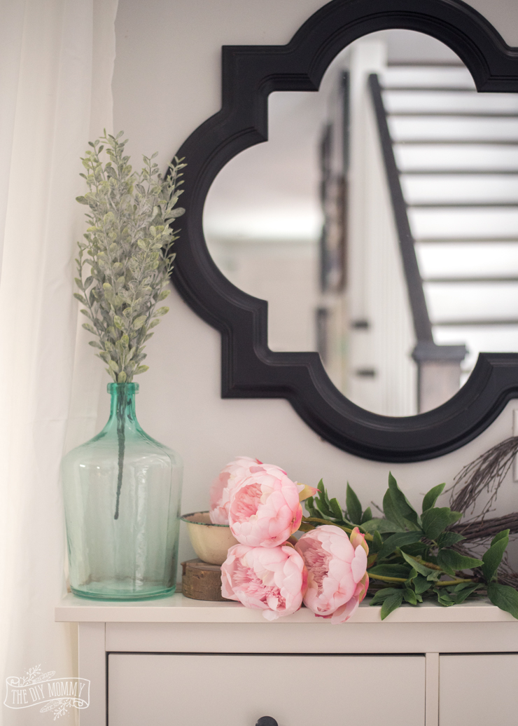 Spring Home Decor Ideas - The DIYSpring Home Decor Ideas - The DIY Mommy Mommy