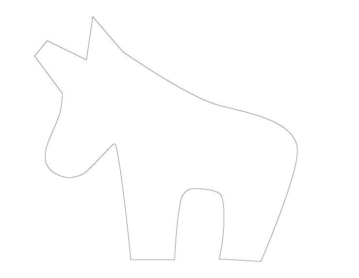 DIY Unicorn Plush Pillow - Free Pattern and Tutorial