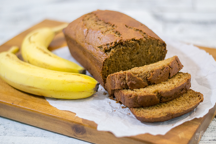 Bake The Best Banana Bread With Coconut Sugar