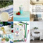 The Creative Corner #144: DIY, Craft & Home Decor Link Party