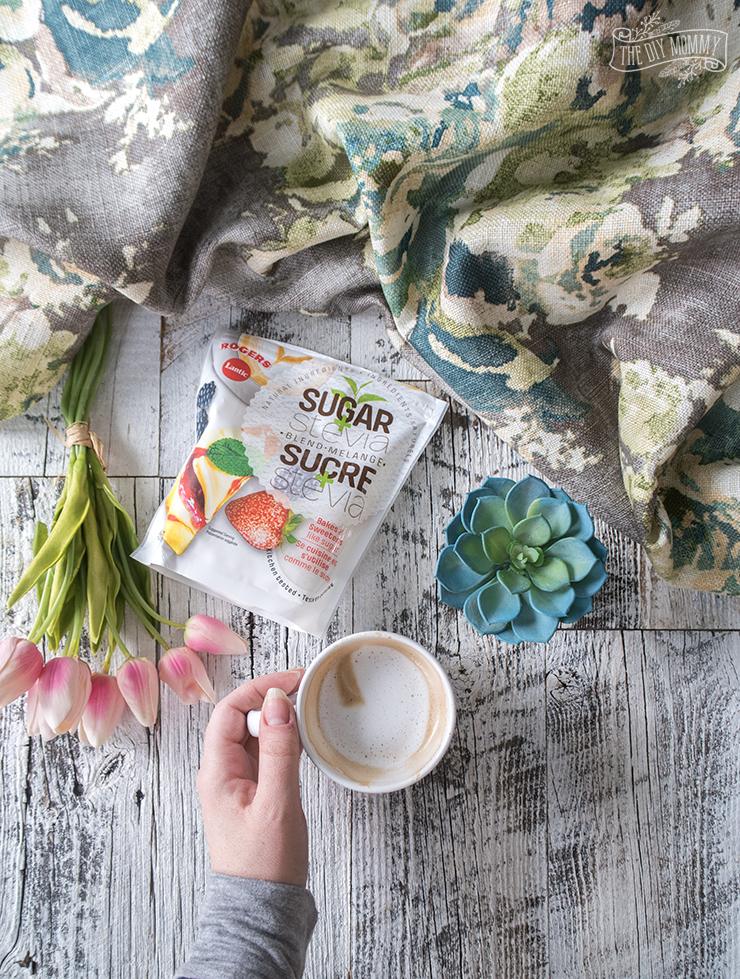 Rogers Lantic Smart Sweetener Blend Sugar + Stevia