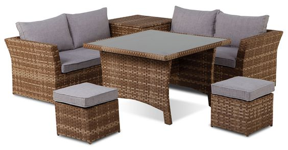 When I Saw This Patio Set At One Of My Recent Pit Stops The Brick Instantly Knew It Would Be Perfect For Our New Back