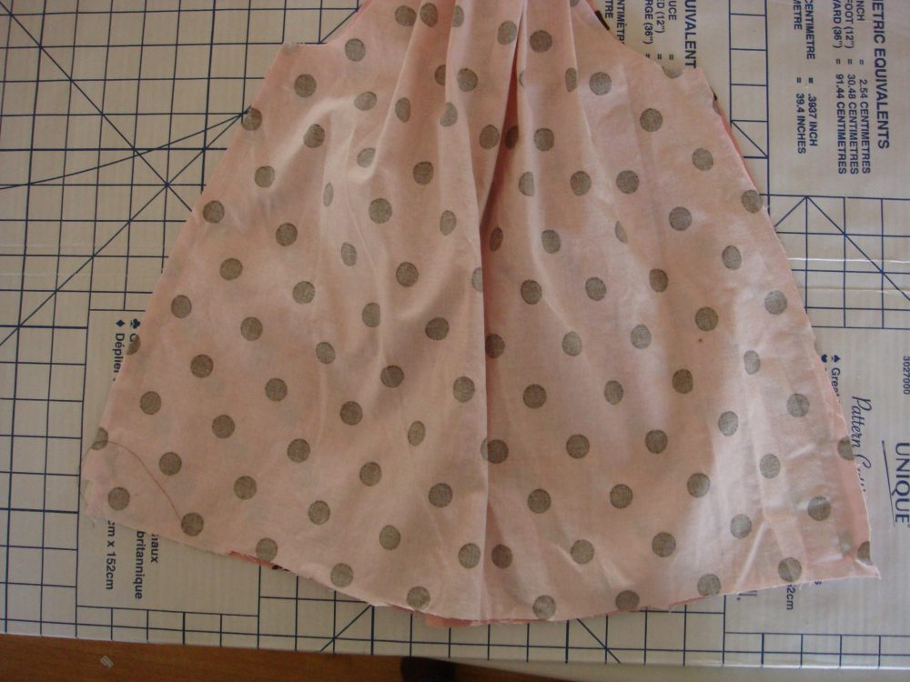 Grow With Me Bubble Dress FREE Baby Dress Pattern