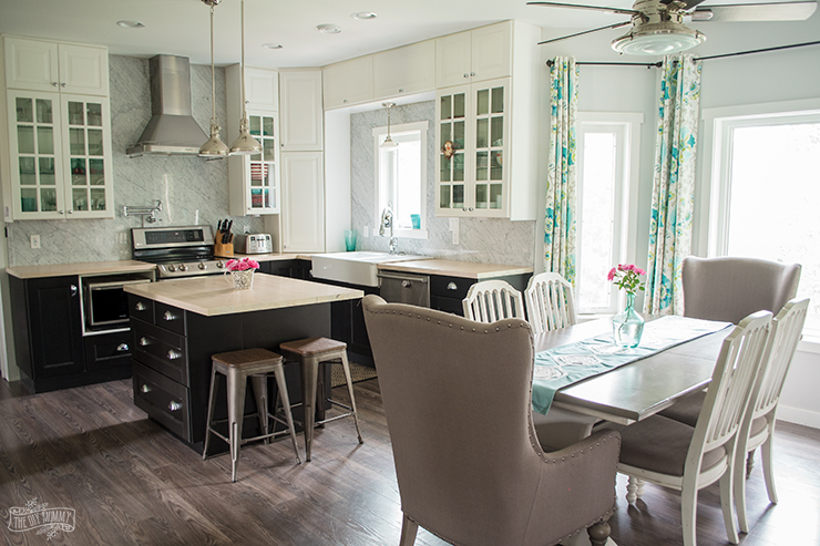 A Simple Summer Kitchen Tour The Diy Mommy