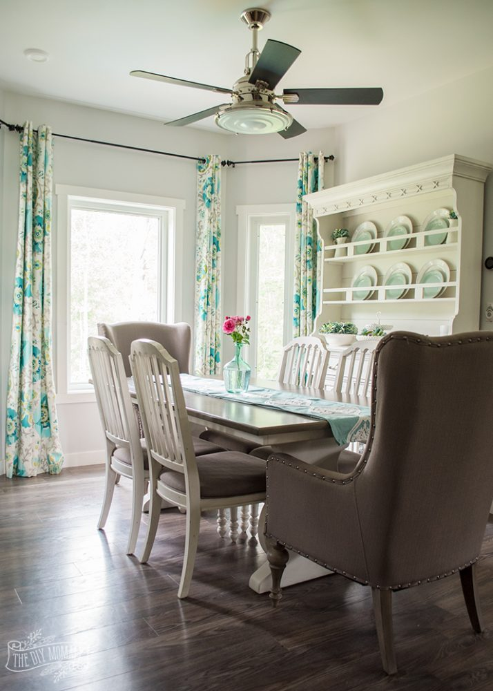Summer kitchen decor ideas