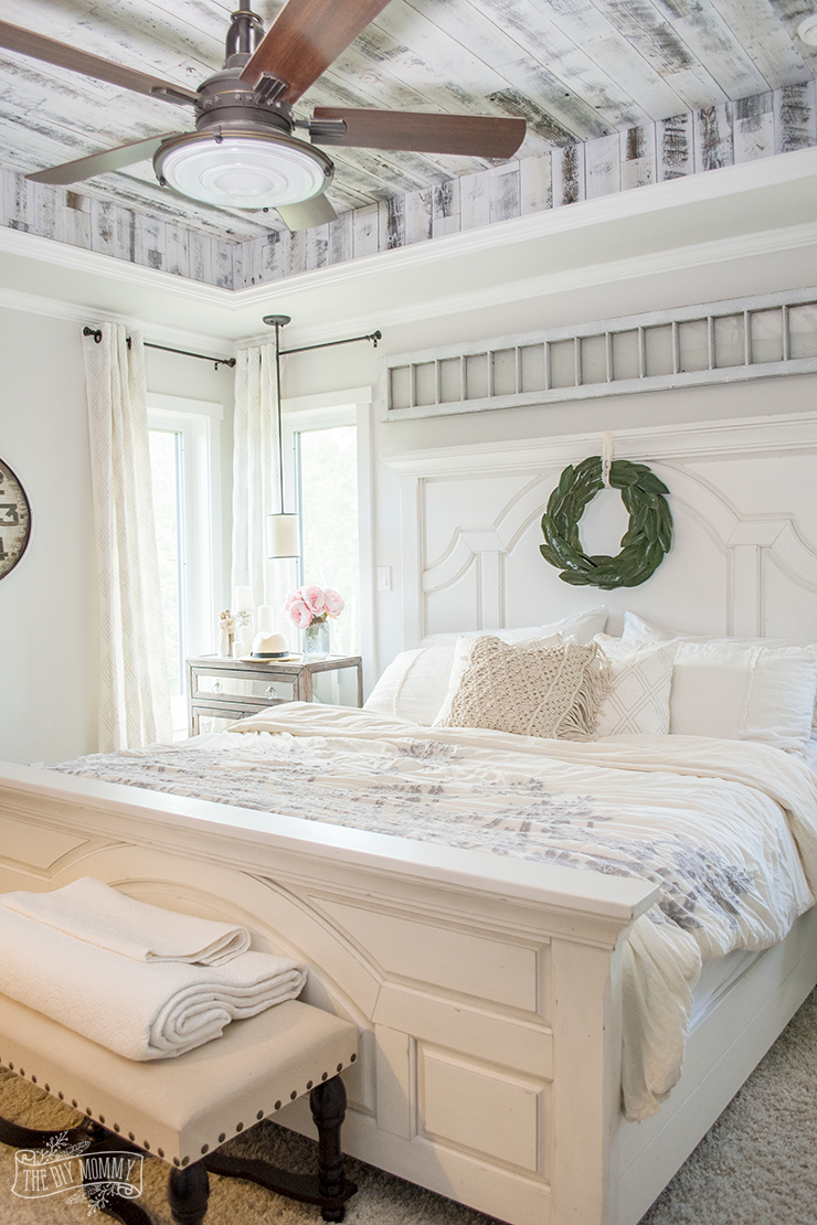 Epic Summer rustic french country bedroom decor