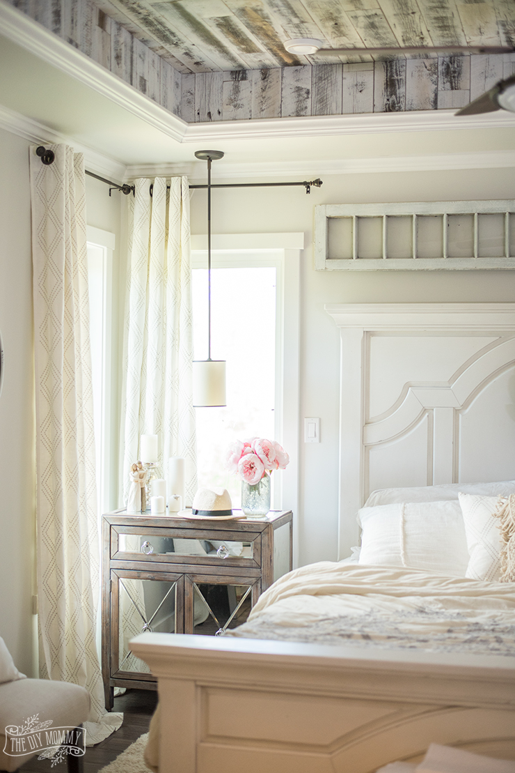 Summer bedroom cleaning routine refresh the diy mommy for French country master bedroom