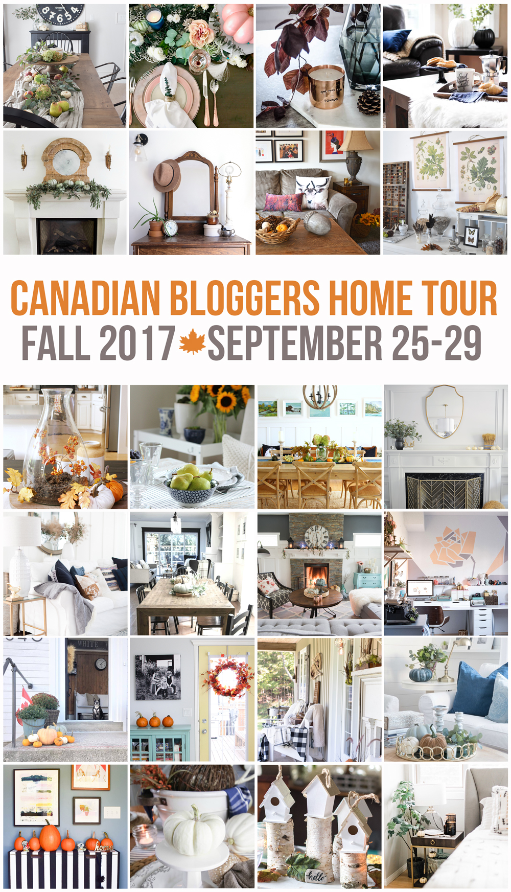 Fall 2017 Home Tour Cheerful Boho Farmhouse Style The Diy