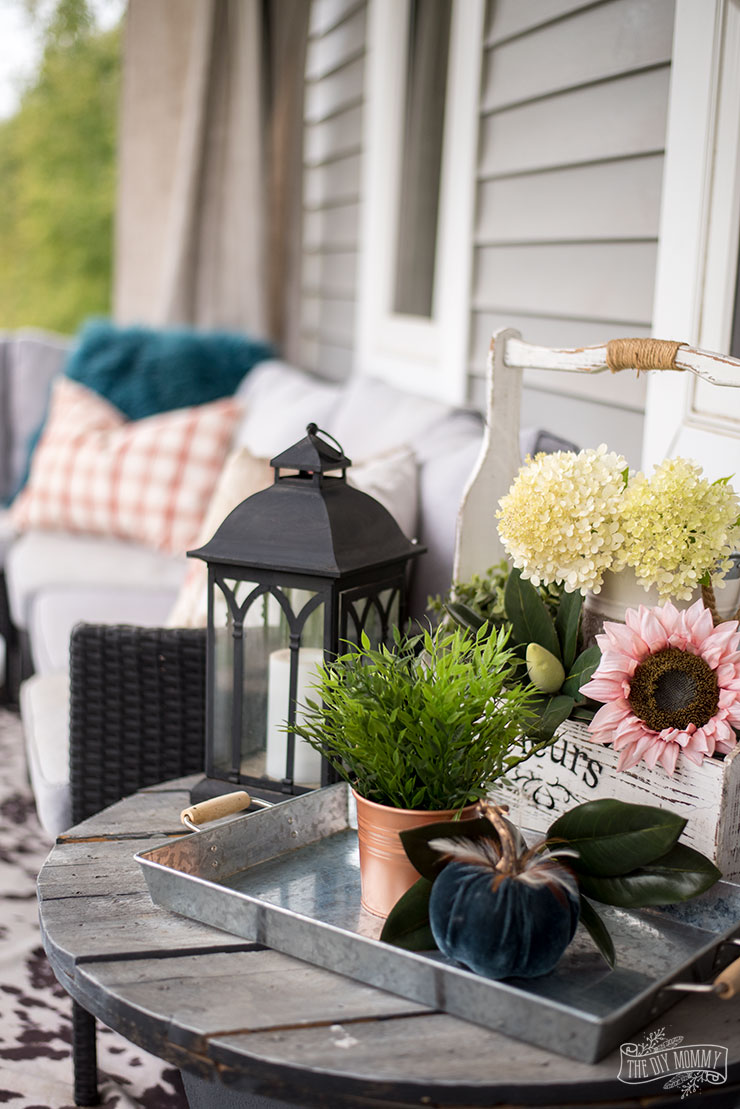 DIY Front Porch Fall Decor  YouTube