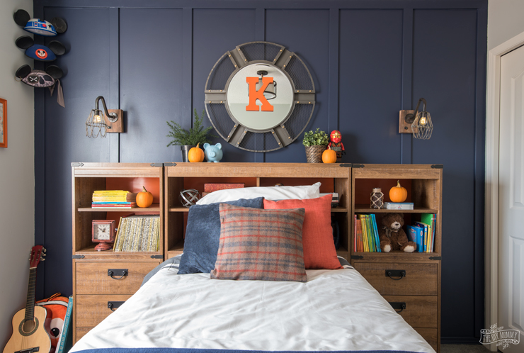 How To Design A Bedroom That Grows With Your Child A