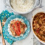 Slow Cooker Honey Garlic Chicken with Peppers Recipe