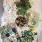 2017 Holiday Trends Mood Board with Texture
