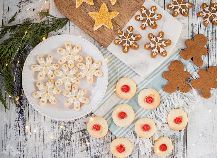 Our ULTIMATE favourite Christmas cookie recipes we do every year!