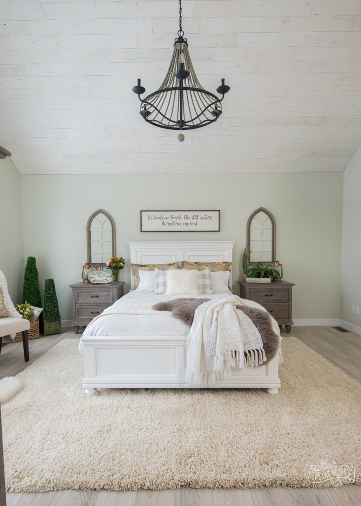 rustic traditional lake house master bedroom reveal one 16083 | rustic traditional lake house master bedroom 2