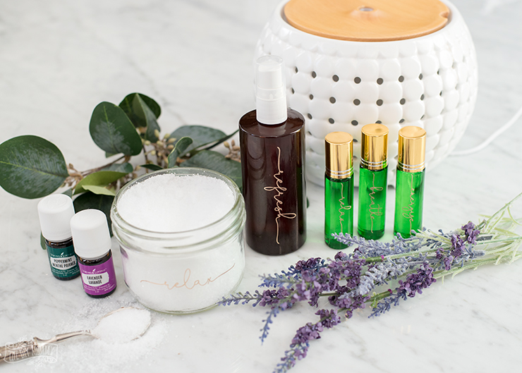 Essential Oil DIY Ideas