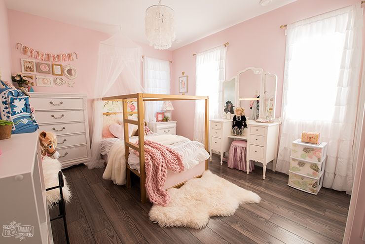 Beautiful Practical Kids Bedroom Organization Ideas The Diy Mommy